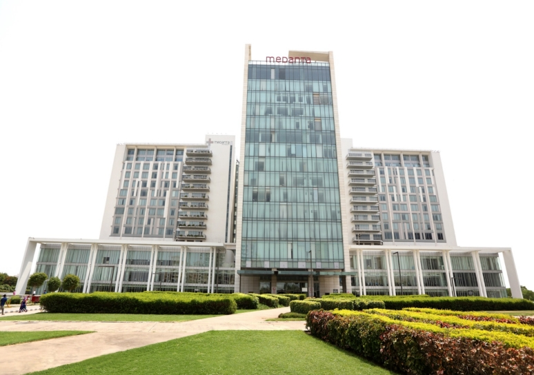 medanta medicity photos