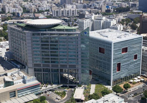 Sourasky Medical Center in Tel Aviv
