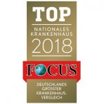 Top German hospitals' rating composed by Focus magazine
