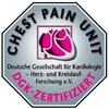 certificate of Chest Pain Unit
